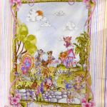 Very Fairy : PANELS : White : Loralie Designs : 100% Cotton : FABRICS